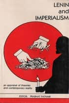 Lenin and Imperialism ebook by Prabhat Patnaik