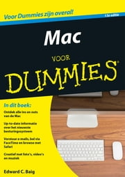 Mac voor Dummies ebook by Edward C. Baig,Hessel Leistra,Hans van ter Toolen