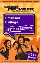 Emerson College 2012 ebook by Vanessa Willoughby