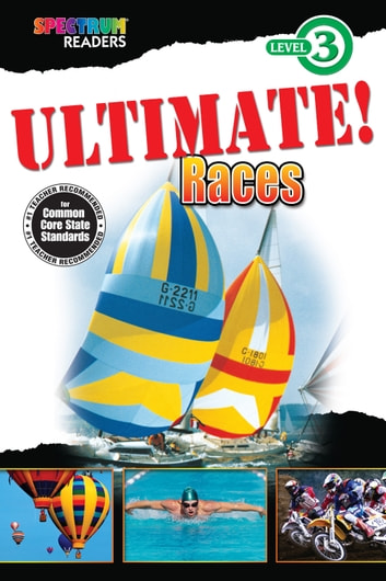 Ultimate! Races ebook by Teresa Domnauer