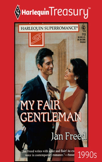My Fair Gentleman ebook by Jan Freed