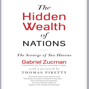 the hidden wealth of nations the scourge of tax havens