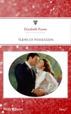 Terms Of Possession ebook by Elizabeth Power