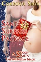Santa's Surprise Package - A Sexxxy Santa Tale of Holiday Magic ebook by Cordova Skye