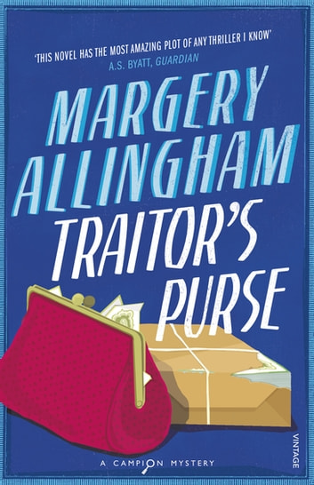 Traitor's Purse ebook by Margery Allingham