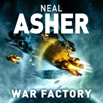 War Factory audiolibro by Neal Asher