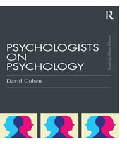 Psychologists on Psychology (Classic Edition) ebook by David Cohen