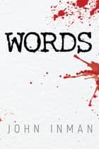 Words ebook by John Inman