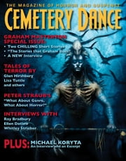 Cemetery Dance: Issue 65 ebook by Richard Chizmar, Graham Masterton, Glen Hirshberg