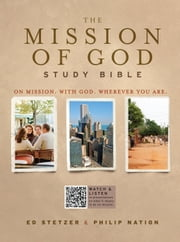 The Mission of God Study Bible ebook by Ed Stetzer,Philip Nation,Holman Bible Staff