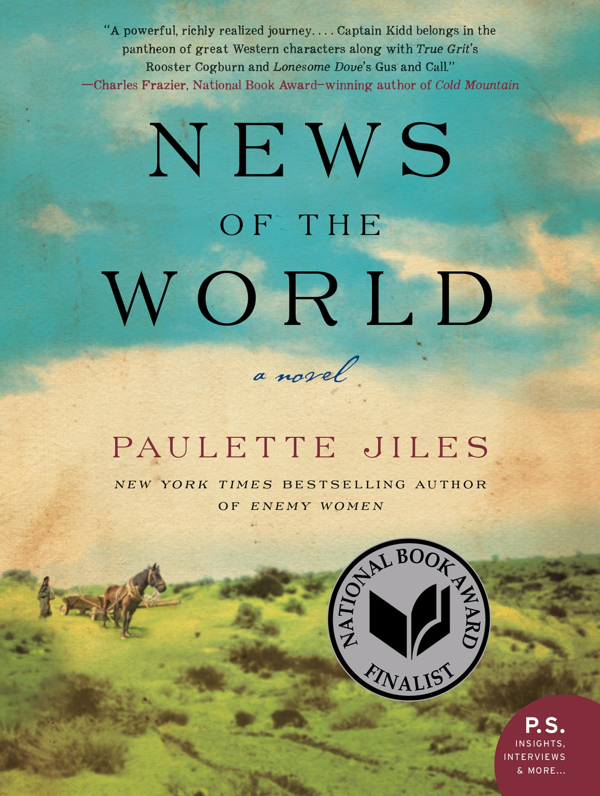 News Of The World  A Novel Ebook By Paulette Jiles