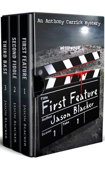 Anthony Carrick Hardboiled Murder Mysteries: Box Set (Books 1 - 3) 電子書 by Jason Blacker