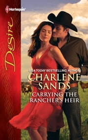 Carrying the Rancher's Heir ebook by Charlene Sands