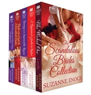 The Scandalous Brides Collection - Includes The Wicked One, A Beginner's Guide to Rakes, Taming an Impossible Rogue, Rules to Catch a Devilish Duke, and The Handbook to Handling His Lordship ebook by Suzanne Enoch