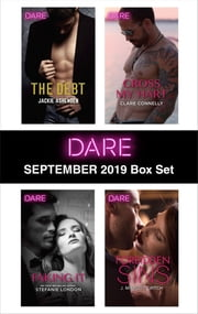 Harlequin Dare September 2019 Box Set ebook by Jackie Ashenden, Stefanie London, Clare Connelly,...