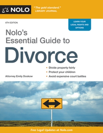 Nolo's Essential Guide to Divorce ebook by Emily Doskow, Attorney