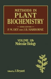 Molecular Biology ebook by Dey, P. M.