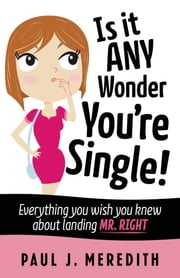 Is It Any Wonder You're Single! ebook by Paul J. Meredith