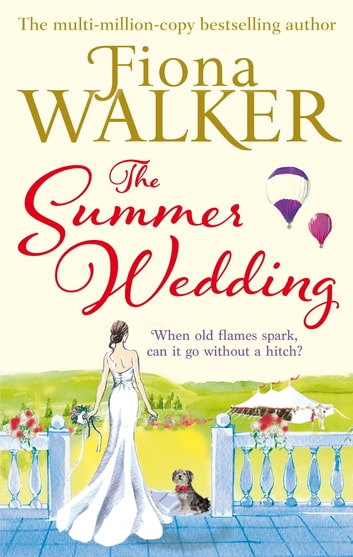 The Summer Wedding ebook by Fiona Walker