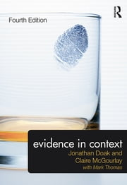 Evidence in Context ebook by Jonathan Doak,Claire McGourlay,Mark Thomas