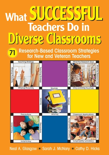 What Successful Teachers Do in Diverse Classrooms - 71 Research-Based Classroom Strategies for New and Veteran Teachers ebook by