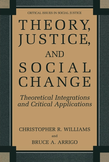 criminal justice theories and criminological ideologies Cultivates criminology's capacity to think politically about crime and its control using theories criminal issue can ideologies crime, justice and.
