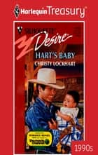 Hart's Baby ebook by Christy Lockhart