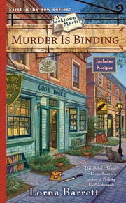 Murder Is Binding ebook by Lorna Barrett