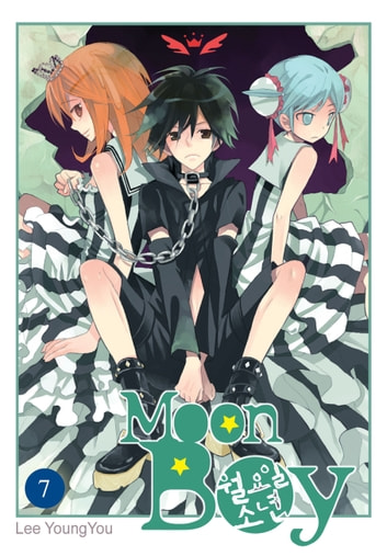 Moon Boy, Vol. 7 ebook by YoungYou Lee