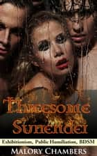 Threesome Surrender ebook by Malory Chambers