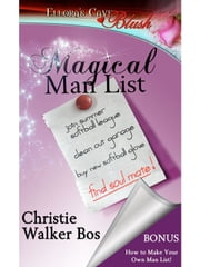 Magical Man List ebook by Christie Walker Bos