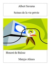 Albert Savarus - Scènes de la vie privée ebook by Honoré de Balzac