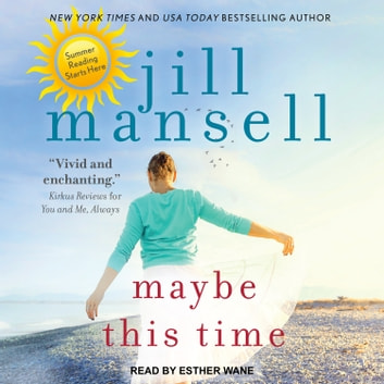 Maybe This Time audiobook by Jill Mansell