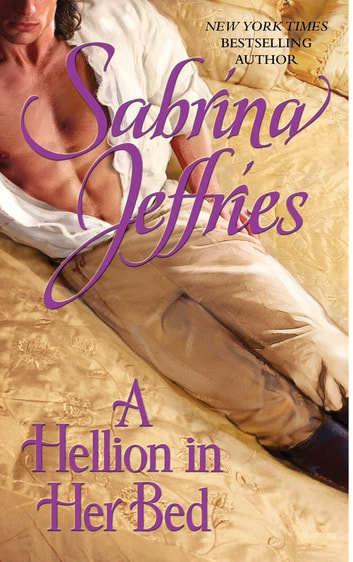 A Hellion in Her Bed eBook by Sabrina Jeffries