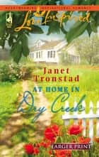 At Home in Dry Creek (Mills & Boon Love Inspired) ebook by Janet Tronstad