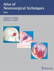 Atlas of Neurosurgical Techniques - Brain ebook by Laligam N. Sekhar,Richard Glenn Fessler