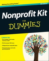 Nonprofit Kit For Dummies ebook by Stan Hutton,Frances Phillips