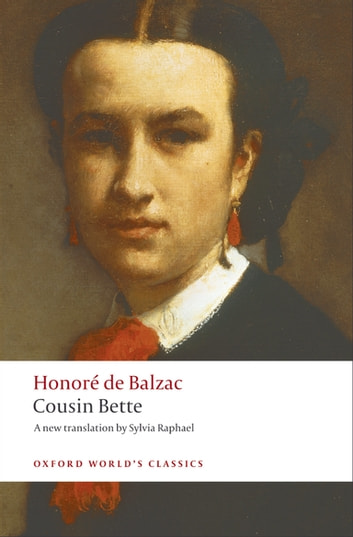 Cousin Bette eBook by Honoré de Balzac,David Bellos