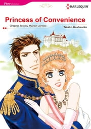 Princess of Convenience (Harlequin Comics) - Harlequin Comics ebook by Marion Lennox,Takako Hashimoto