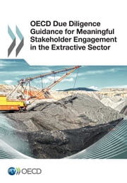 OECD Due Diligence Guidance for Meaningful Stakeholder Engagement in the Extractive Sector ebook by Collectif