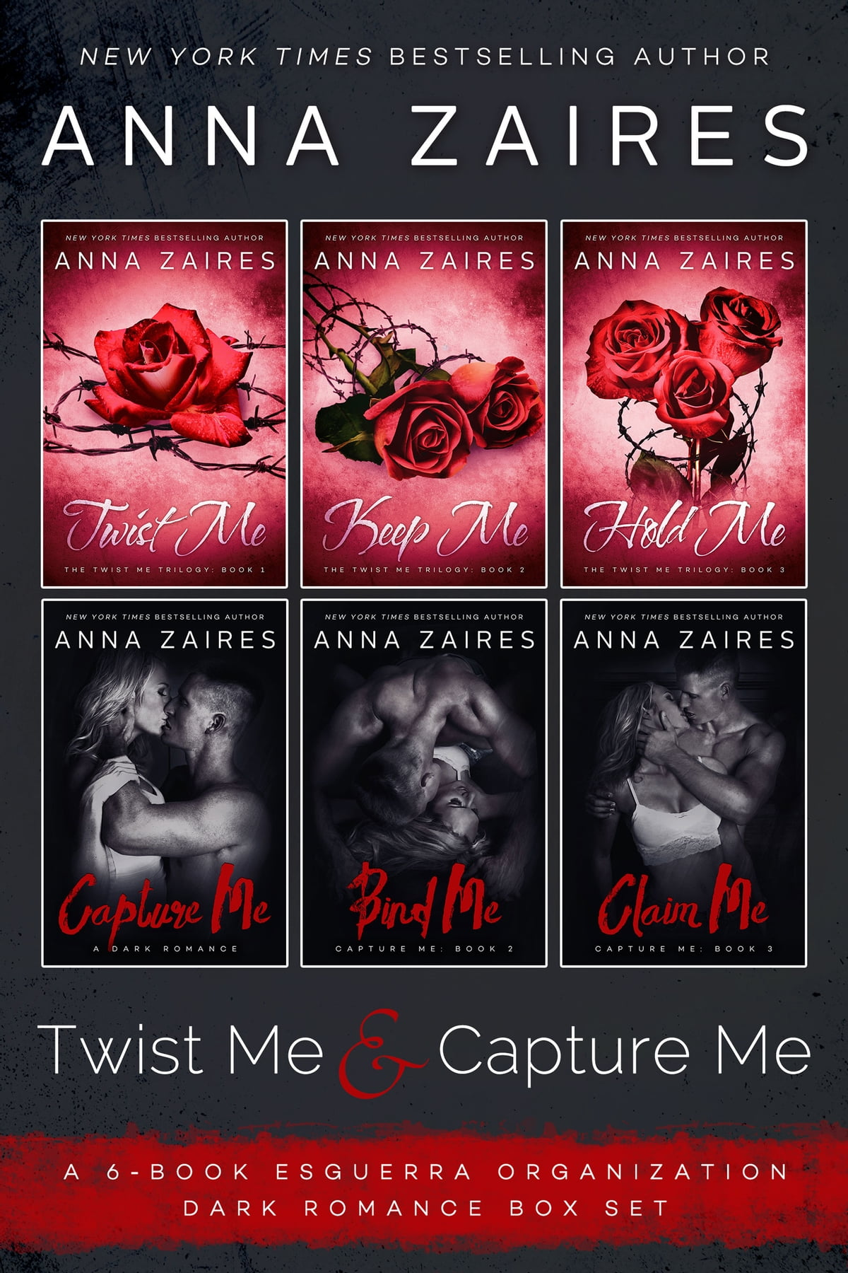 Obsession mine ebook by anna zaires 9781631422386 rakuten kobo twist me capture me the complete six book series ebook by anna zaires fandeluxe Document