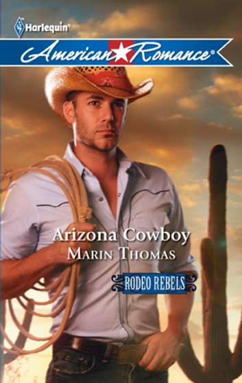 Arizona Cowboy ebook by Marin Thomas