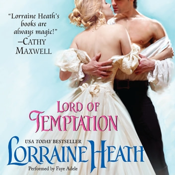 Lord of Temptation audiobook by Lorraine Heath