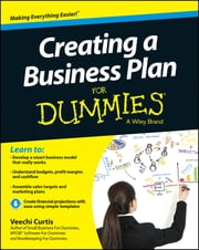 Creating a Business Plan For Dummies ebook by Veechi Curtis