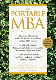 The Portable MBA ebook by Kenneth M. Eades,Timothy M. Laseter,Ian Skurnik,Peter L. Rodriguez,Lynn A. Isabella,Paul J. Simko