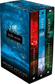 The Trylle Trilogy - Switched, Torn, and Ascend ebook by Amanda Hocking