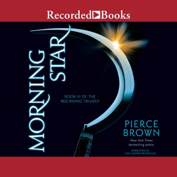 Morning Star audiobook by Pierce Brown