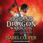 Highland Dragon Warrior audiobook by Isabel Cooper