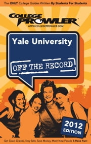 Yale University 2012 ebook by Rachel Glodo
