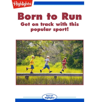 Born to Run - Get on track with this popular sport! audiobook by Bradford E. Robie